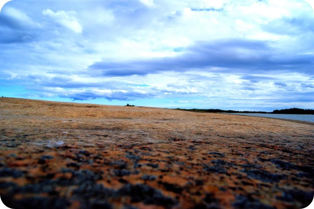 Åland - stones
