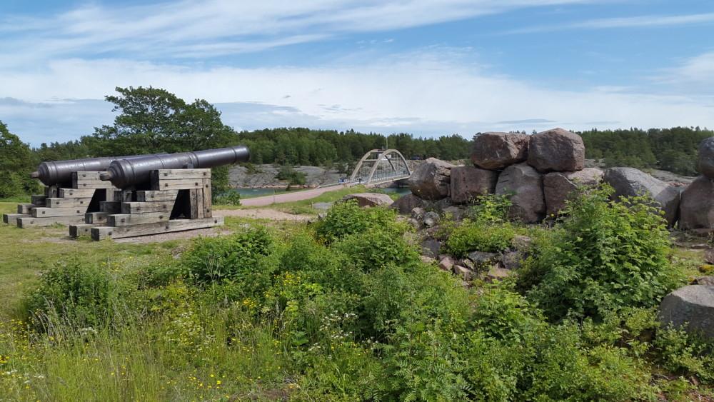 Bomarsund Fortress Åland