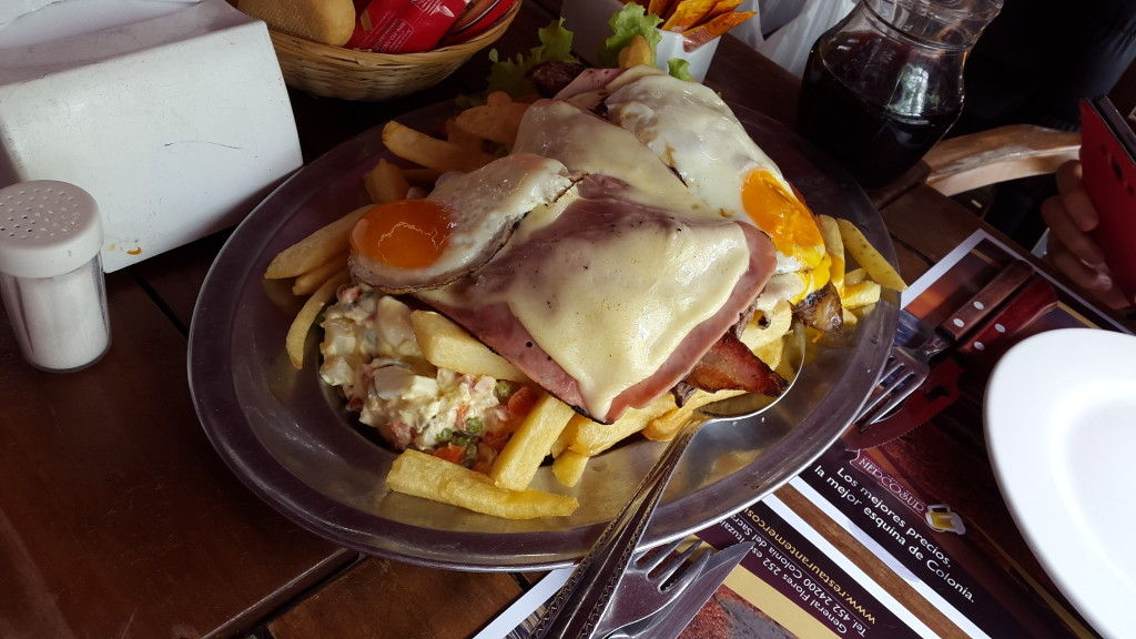 Foodies: chivito