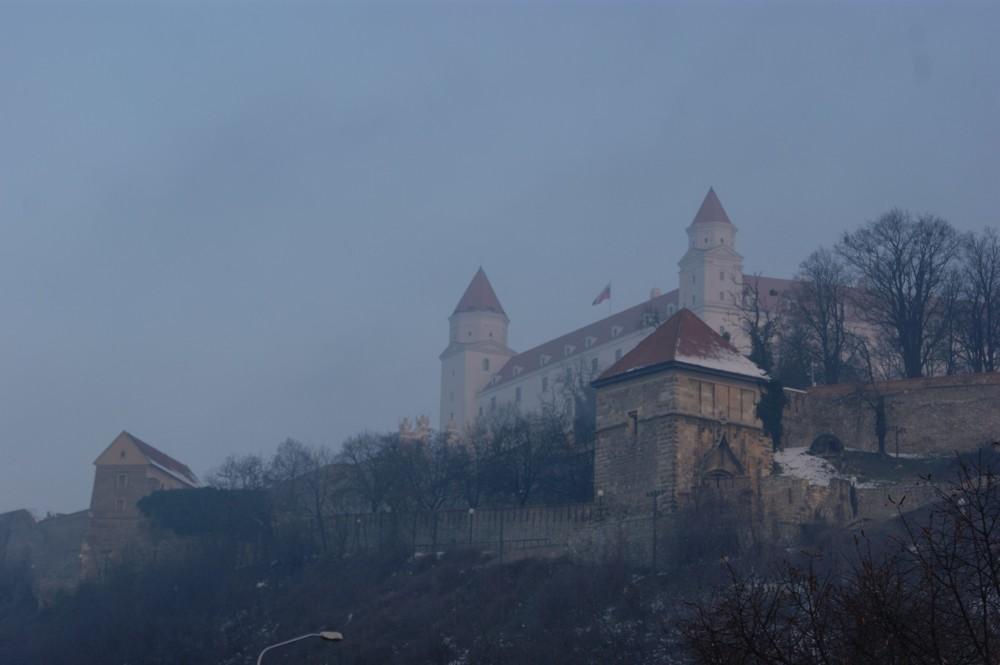 Bratislava Castle - Sights in Bratislava - The Biveros Effect