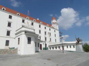 Bratislava Castle, Bratislavský hrad, Slovakia, Travel, Sights