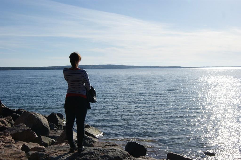 Susann on Åland
