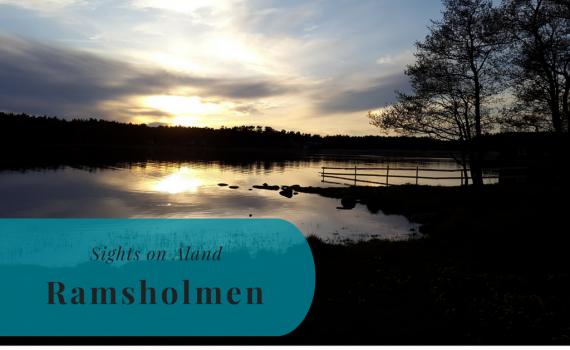 Ramsholmen, Sights on Åland, Finland, Jomala