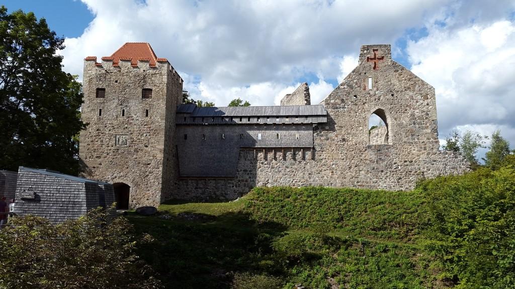 Sigulda Medival Castle