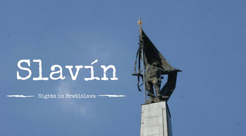 Slavín war memorial, Sights in Bratislava, Slovakia