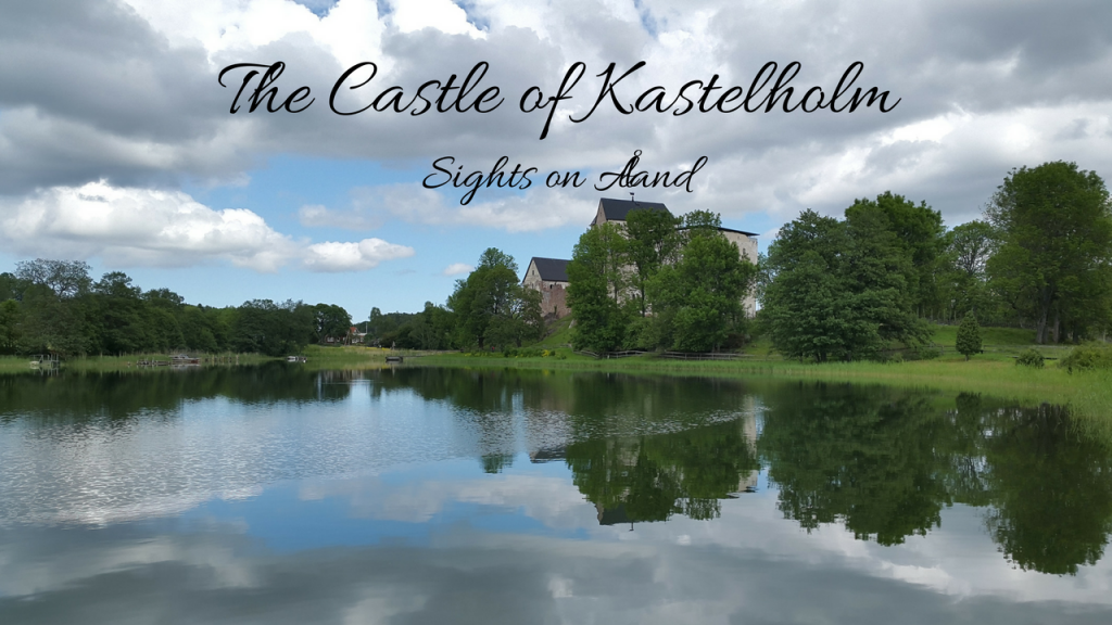 The Castle of Kastelholm, Sights on Åland, Finland