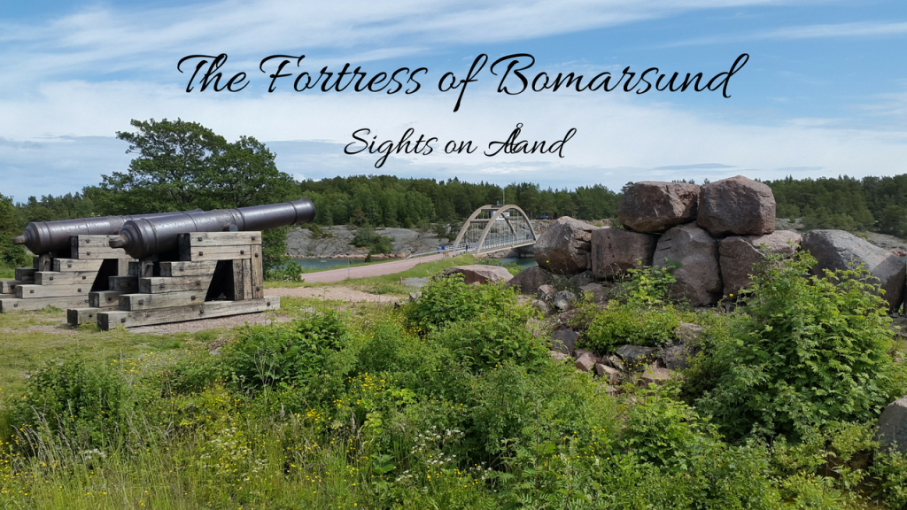 The Fortress of Bomarsund, Sights in Åland, Finland