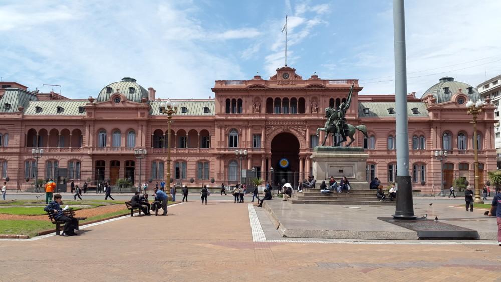 Destination South America – iHola Buenos Aires!