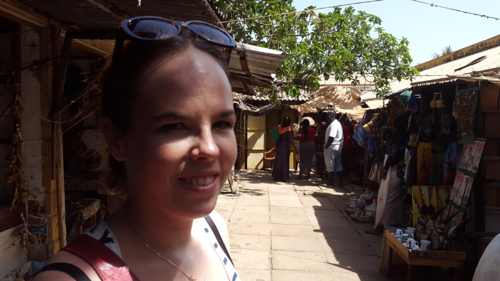 Royal Albert Market, Banjul, Gambia