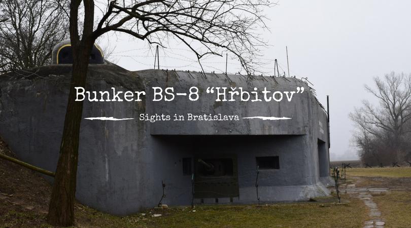 Sights in Bratislava, Bunker BS-8 Hřbitov, Slovakia, Slovensko