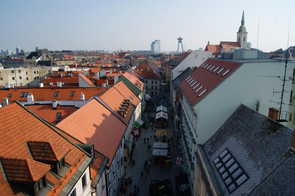 Central Bratislava