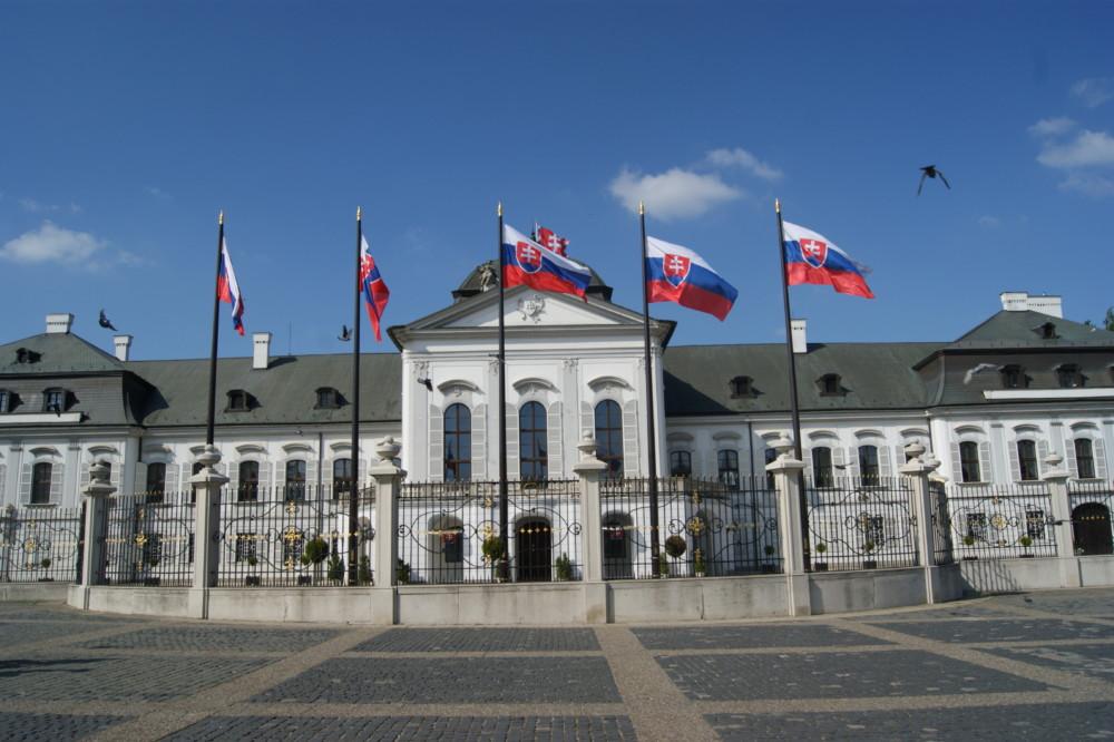 Prseident palace, Bratislava, Slovakia