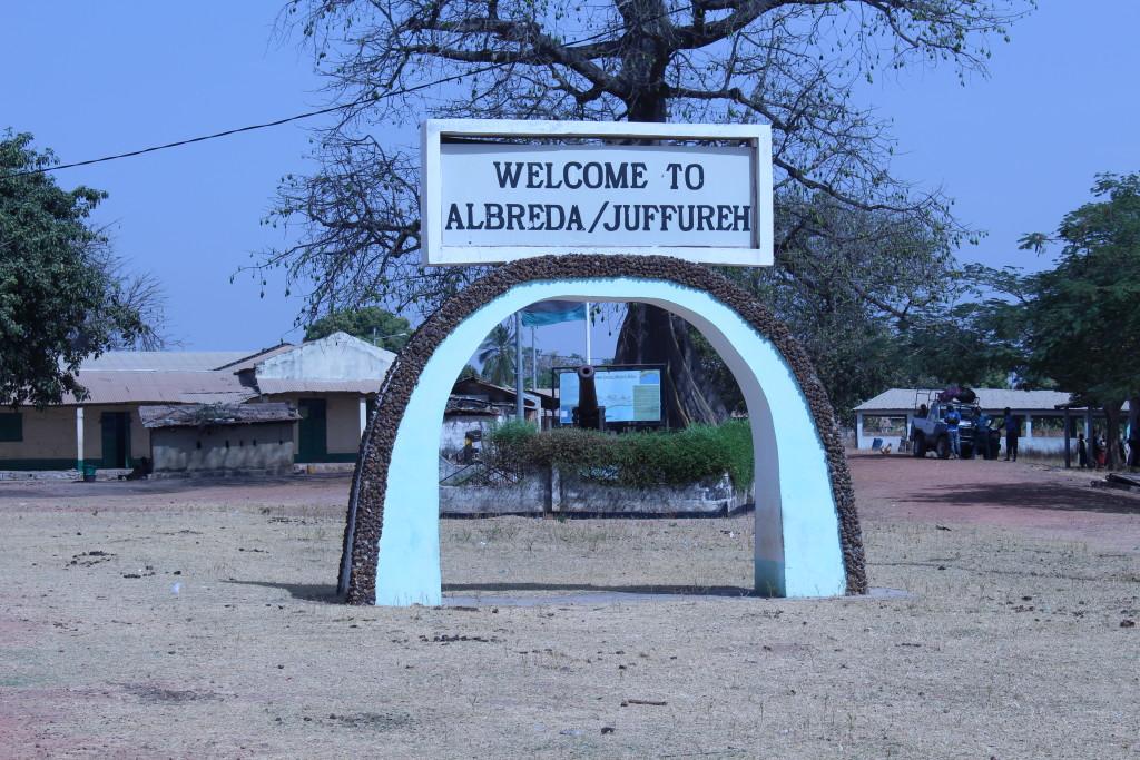 Albreda and Juffureh in the Gambia