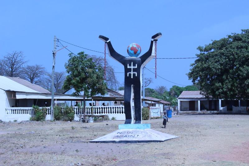 Juffureh Albreda Gambia