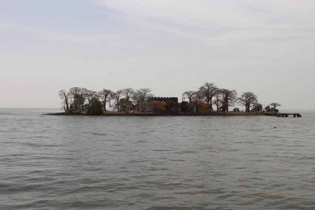 Kunta Kinteh Island or James Island Gambia