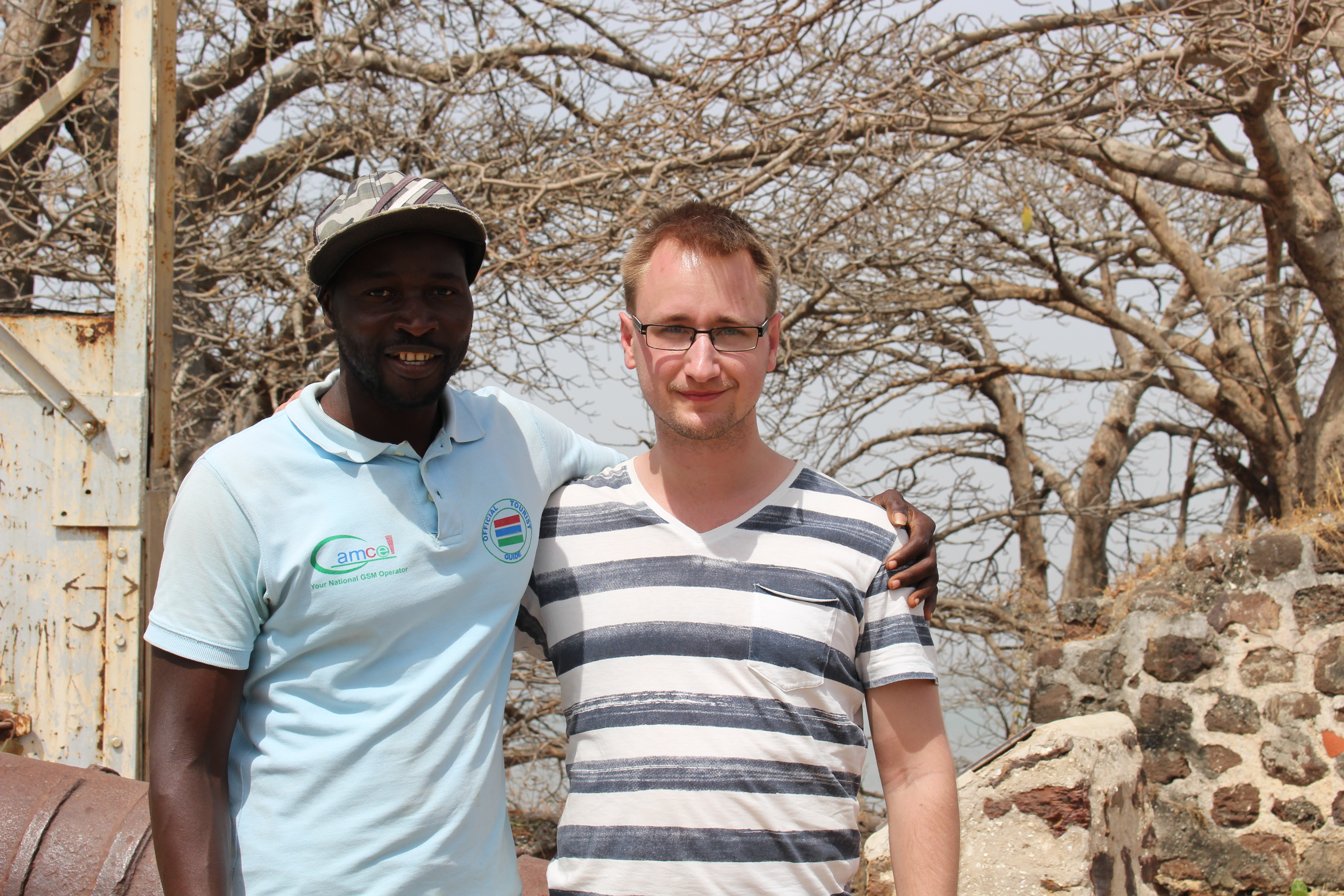 Official tourist guides Gambia
