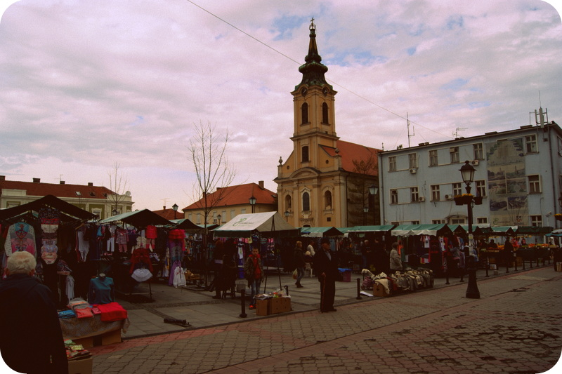 Easter in Belgrade