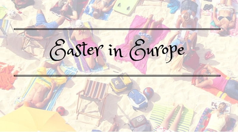 Easter in Europe