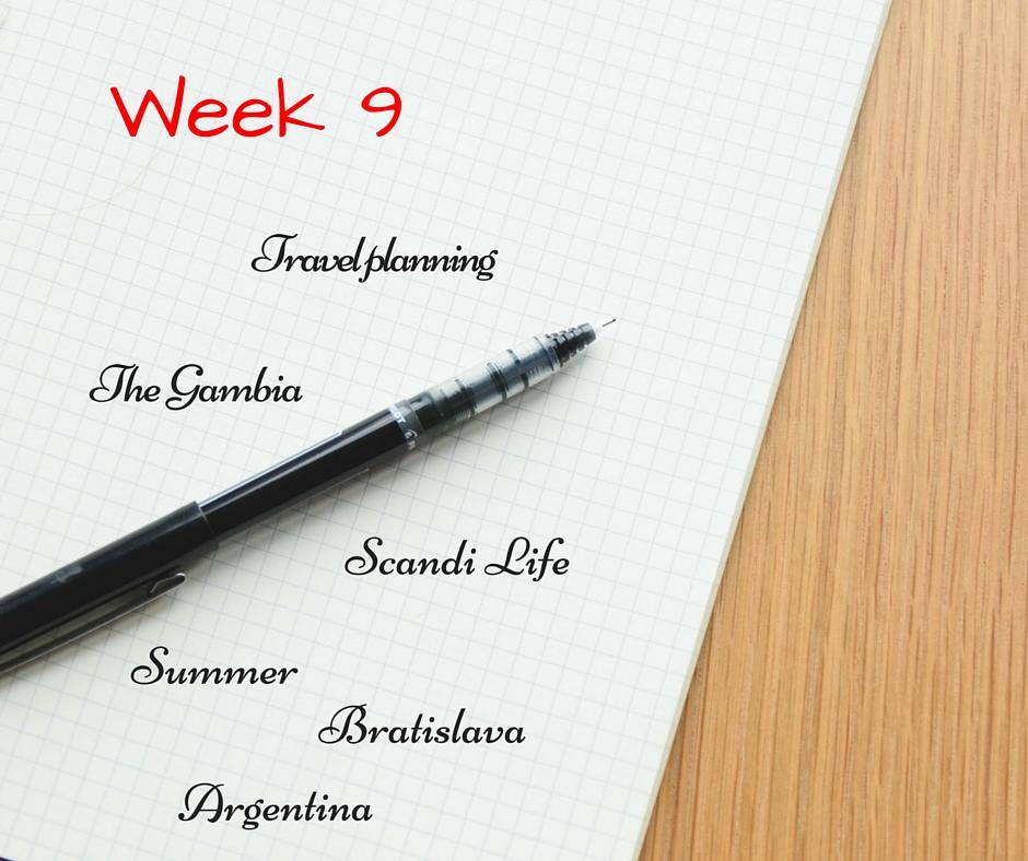 Week 9