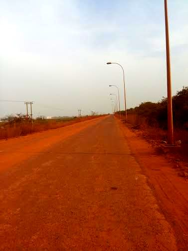 Road to Serekunda