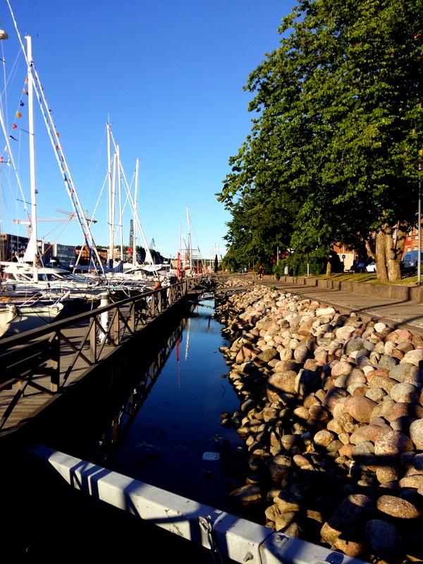 Aurajoki, Turku