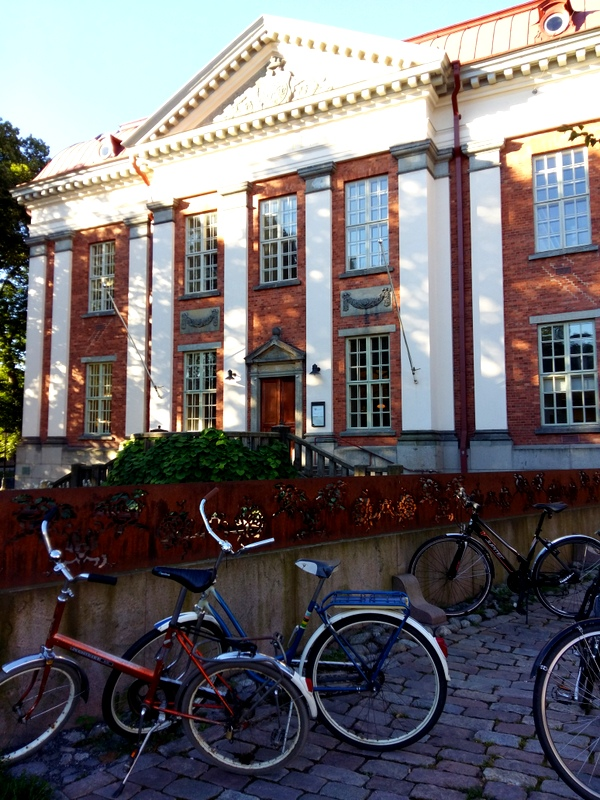 Library of Turku