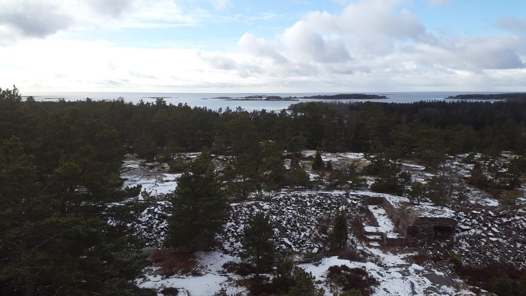 Åland: Kungsö battery