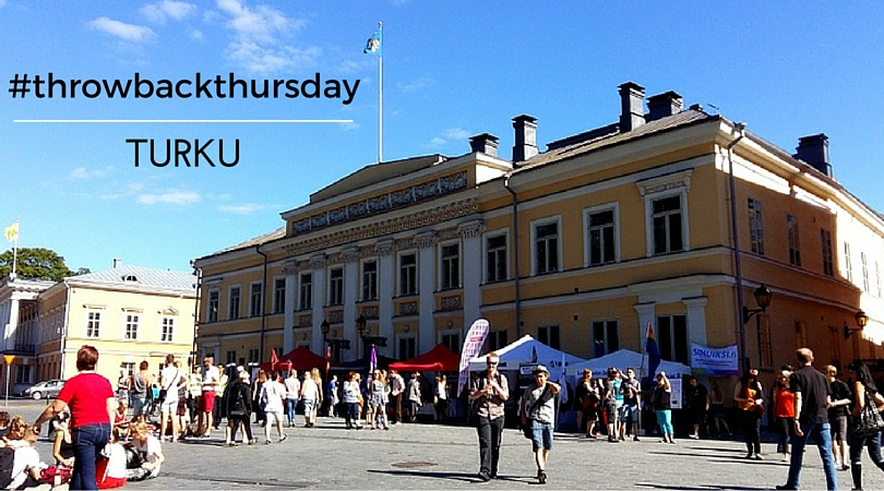 Turku, Finland - A Cruise from Stockholm - The Biveros Effect