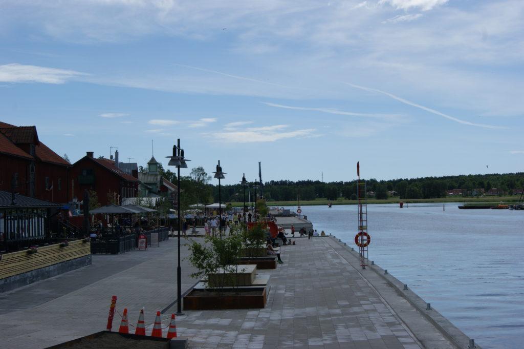 Nyköping harbour, Nyköping
