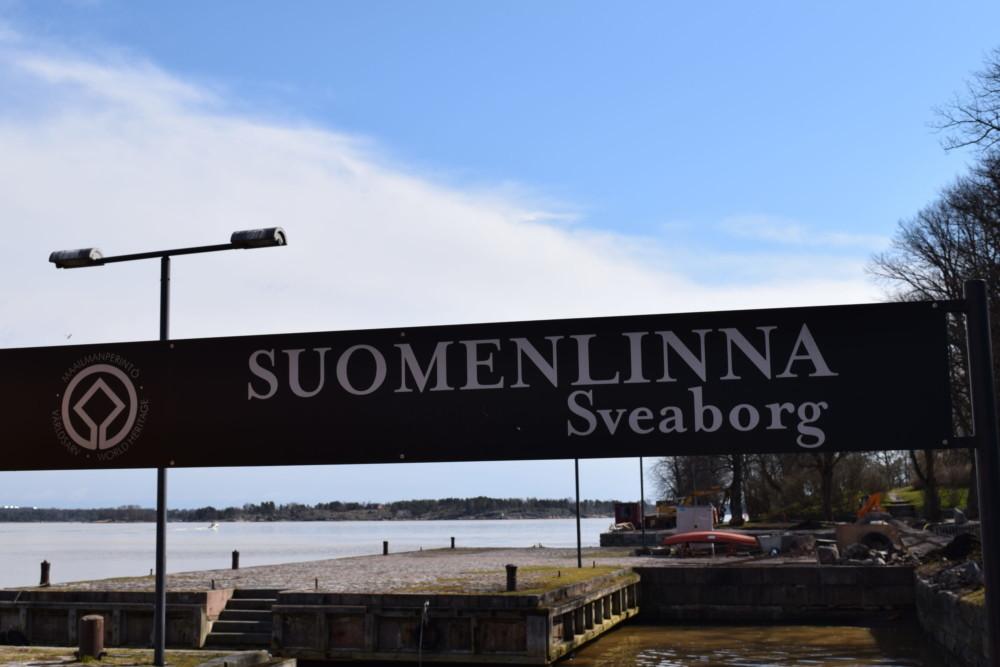 Historical Helsinki: Suomenlinna
