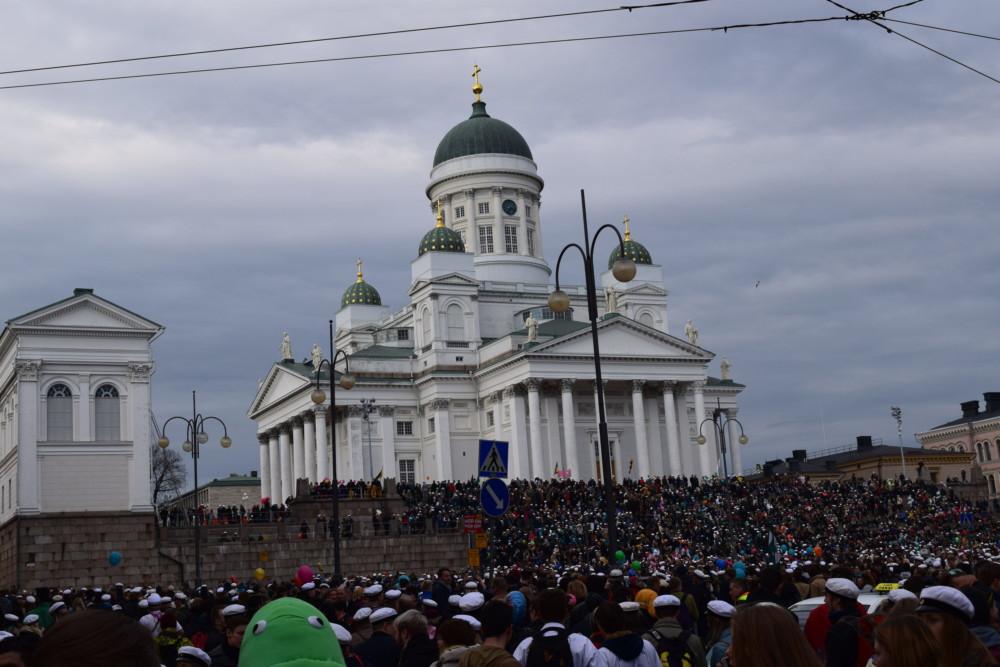 Walpurgis Eve in Scandinavia