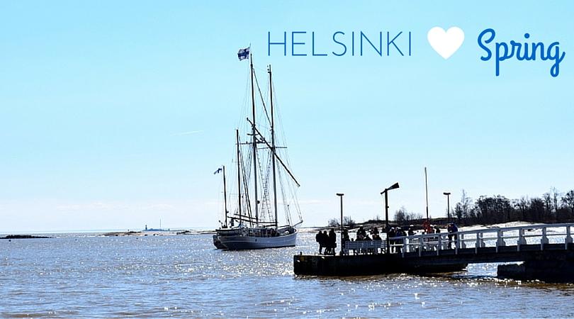 Helsinki in Spring