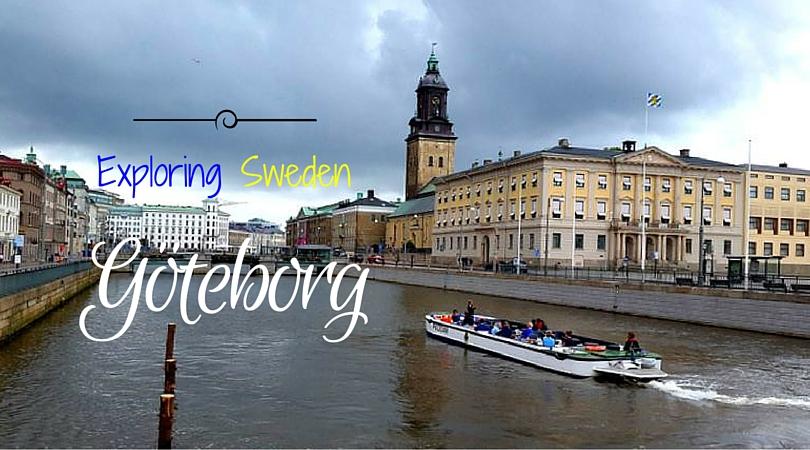 Exploring Sweden - Göteborg