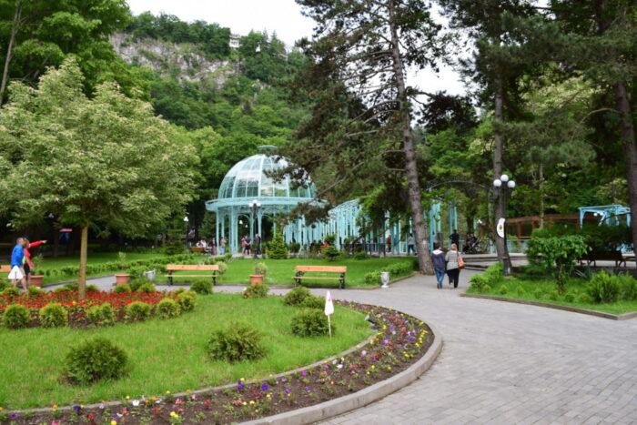Borjomi, Georgia, Sakartvelo