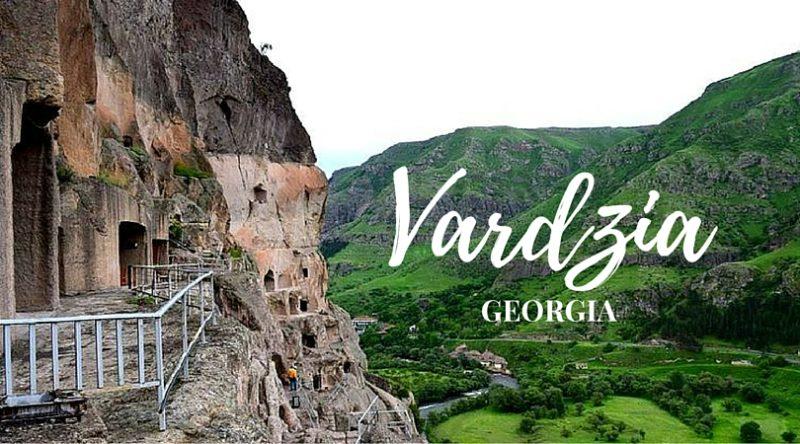 Georgia - Vardzia