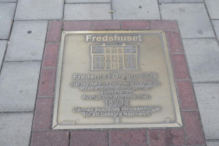 Fredshuset, Örebro, Sweden