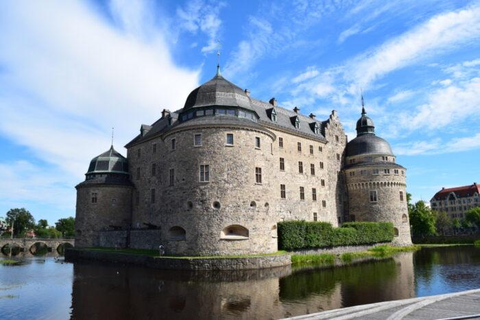 Castle, Örebro, Sweden