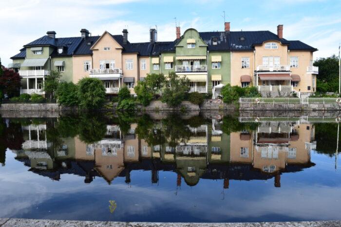 Svartån, Örebro, Sweden