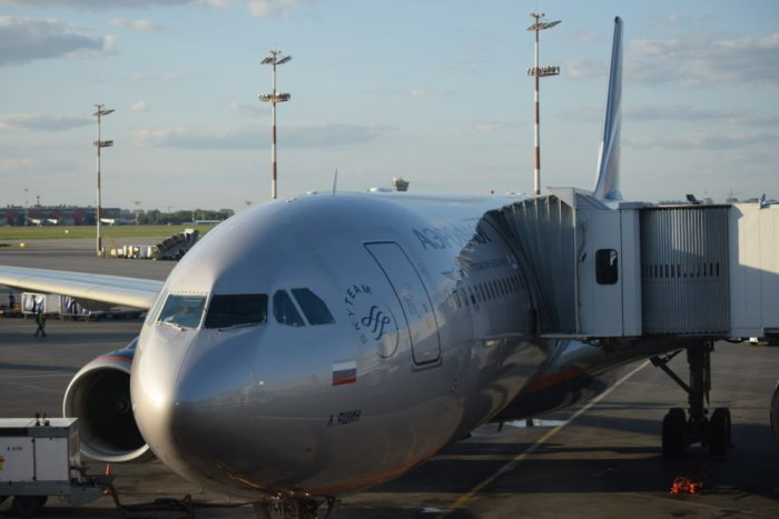 Aeroflot Moscow