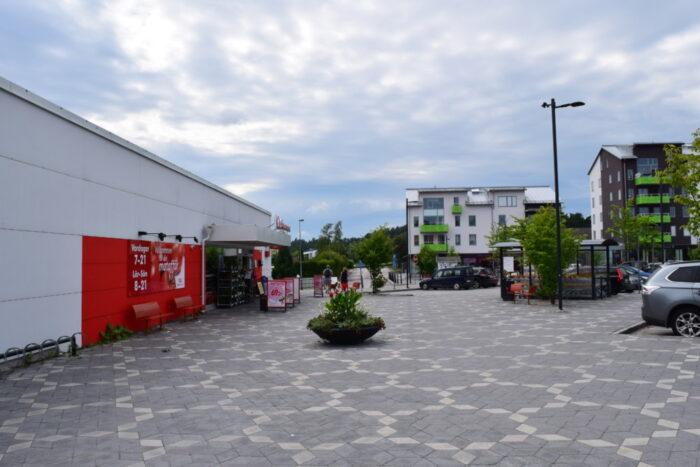 Centrum, Vagnhärad, Sweden