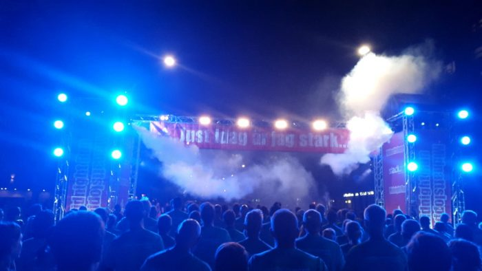 Midnattsloppet 2016, Stockholm