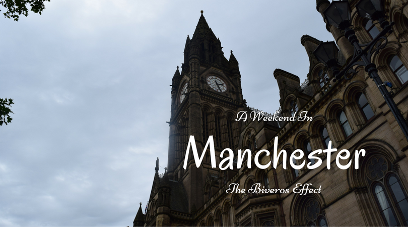 A Weekend In Manchester, England, United Kingdom