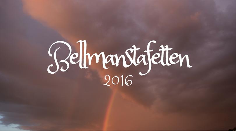 Bellmanstafetten 2016