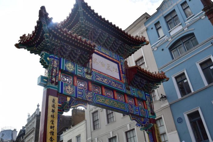 China Town, London, United Kingdom