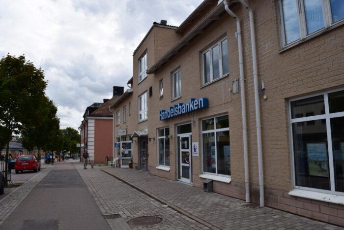 Handelsbanken, Borensberg, Sweden