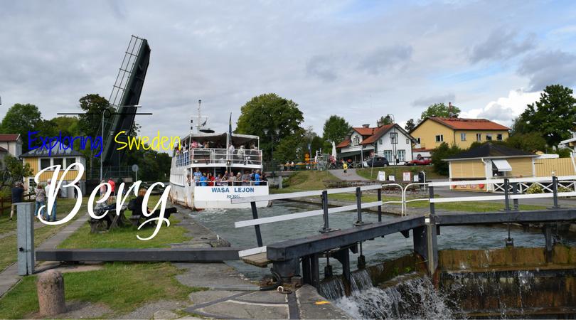 Exploring Sweden - Berg, Östergötand