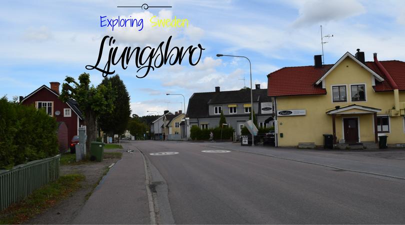 Exploring Sweden - Ljungsbro Östergötland