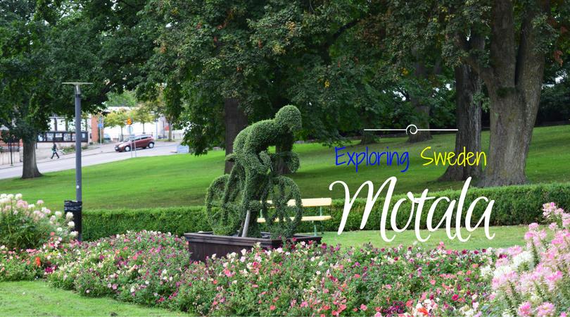 Exploring Sweden - Motala, Östergötland