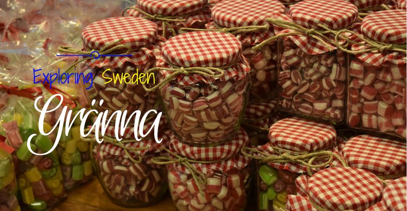 Exploring Sweden - Gränna, Småland