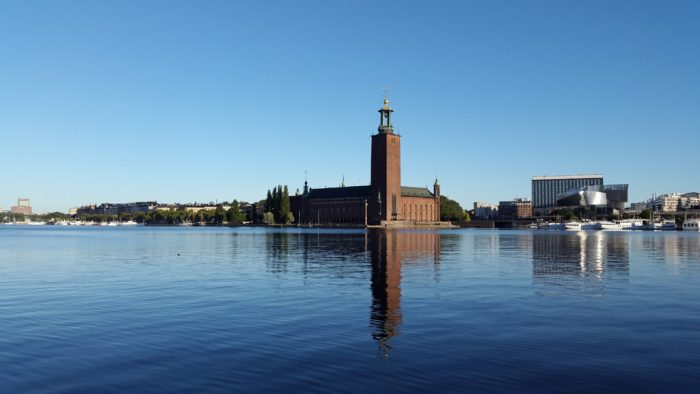 Stadshuset, Stockholm, Sverige